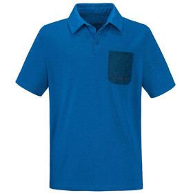Schöffel Bilbao Polo Shirt Men imperial blue